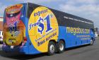 Gratis Tickets für USA und Kanada @megabus.com