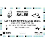 VIP Shopping Days –  Donauzentrum und SCS (2. – 3. Oktober)