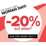 Deichmann Onlineshop – 20 % Rabatt auf reguläre Schuhe & Taschen