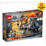 LEGO Jurassic World – T-Rex Transport 75933 um 49,99 € statt 68,02 €