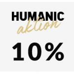 Humanic Onlineshop – 10 % Rabatt auf ALLES (nur bis 22.04.)