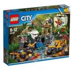 LEGO City – Dschungel-Forschungsstation um 49,99 € statt 68,95 €.