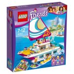 LEGO Friends – Sonnenschein Katamaran (41317) um 35 € statt 47 €