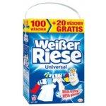 Weißer Riese Waschpulver Universal 120WG um 10,12 € (= 0,08 €/WG)