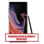 Samsung Galaxy Note9 Duos 128GB Midnight Black inkl. Panzerglasfolie um 537,47 € statt 625 € (neuer Bestpreis)
