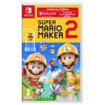 Super Mario Maker 2 LE + 12 Monate Switch Online um 47 € statt 63 €