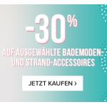 Hunkemöller: 30% Rabatt auf die gesamte Bademode