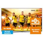 CHIQ U50Q5T 50″ UHD 4K LED Smart TV um 349 € statt 619 €