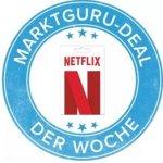 1 € Cashback auf Netflix Guthaben bei Marktguru