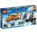 LEGO City Arktis-Versorgungsflugzeug (60196) um 49,99 € statt 63,30 €