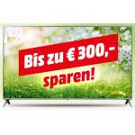TV Bonus bei Media Markt – bis zu 300 € sparen bis 27. Juli 2019