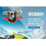 Steep (PC-Spiel) kostenlos statt 29,99 €