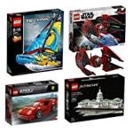 LEGO Sets bis zu 36% reduziert – nur heute bei Amazon.de