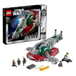 LEGOStarWars 75243 – SlaveI um 72,99€ statt 87,99 € (Bestpreis)