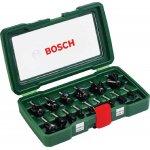 Bosch 15tlg. Fräser Set um 38,99 € statt 53,88 €