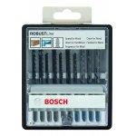Bosch Professional 10tlg. Stichsägeblatt-Set um 10,99 € statt 19,07 €