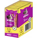 Whiskas Katzenleckerli Sticks (14 x 6 Stück) um 11,92 € statt 21,23 €