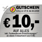 Forstinger 10 € Gutschein – auch auf Dienstleistungen