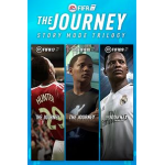 FIFA The Journey [FIFA 17+18+19 f. XBOX] um 16 € statt 79,99 €