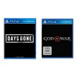 Days Gone & God of War für PS4 um 59,99 € statt 81,76 €