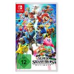 Super Smash Bros. Ultimate – Nintendo Switch um 43,99 € statt 56,90 €