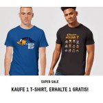 1+1 GRATIS auf ausgewählte T-Shirts bei Zavvi