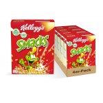 Kellogg's Smacks (4 x 330 g) um 6,75 € statt 11,96 €