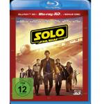 """""""Solo: A Star Wars Story"""" [3D Blu-ray] um 0,99 € statt 15,12 €"""