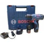 Bosch Professional Akku-Bohrschrauber 10.8 V 1.5 Ah + 2. Akku inkl. Versand um 69,95 € statt 119,99 €