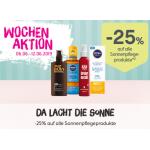 BIPA Online Shop – 25% Rabatt auf Sonnenpflege (bis heute!)