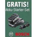 TOP! Bosch Akku Starter-Set GRATIS beim Kauf eines Bosch Gerätes