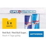 Red Bull (classic oder sugarfree) GRATIS bei Lidl – durch Lidl App
