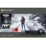 Xbox One X – Metro Exodus Bundle um 330,17 € statt 385,10 €