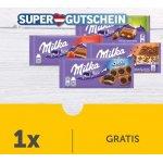 Milka Schokotafel GRATIS bei Lidl durch Lidl Plus App