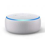 2x Echo Dot (3. Gen.) Lautsprecher mit Alexa um 40,33 € statt 78,78 €