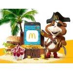 McDonalds Schatzsuche – Gutscheine holen (ab 2. Juli)