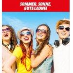 Sommer, Sonne gute Laune Aktion bei Media Markt – gratis Versand