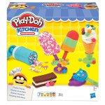 Hasbro Play-Doh E0042EU4 – Kleiner Eissalon um 4,98 € statt 15,80 €