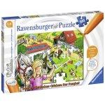 Ravensburger tiptoi 00518 – Puzzle: Ponyhof um 9,99 € statt 17 €