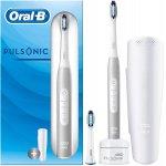 Oral-B Pulsonic Slim Luxe 4100 Platinum um 52,99 € statt 69,90 €