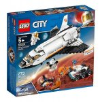 LEGO City Space – Mars-Forschungsshuttle (60226) um 15,99 € statt 22,80 €