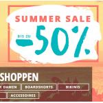 Blue Tomato Summer SALE – Bis zu 50 % Rabatt auf ausgewählte Artikel