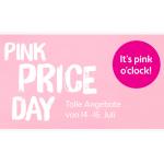 BIPA Pink Price Day – z.B.: 25% Rabatt auf das teuerste Produkt