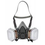 3M 6002 C1+R Atemschutz-Halbmasken Set um 10,55 € statt 49,95 €