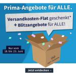 Getgoods Prima Angebote – wechselnde Angebote bis 17. Juli