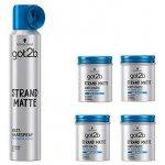 4x got2b Strand-Matte Paste + 1x Haarspray um 14,81€ statt 27,80 €