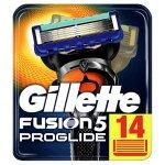 Gillette Fusion5 ProGlide Rasierklingen (14Stück) um 35,61 € statt 69,91 €