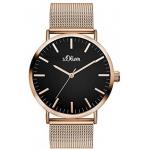 "S.Oliver ""SO-3325-MQ"" Damen Armbanduhr ab 30 €"