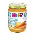 HiPP Früh-Karotten mit Kartoffeln und Lachs (6er Pack) um 5,87 €