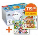 Nintendo New 2DS XL Tomodachi Life Bundle + 2 Games um 119 €